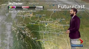 Edmonton Weather Forecast: Dec. 7